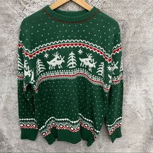 Inappropriate Ugly Christmas Sweater